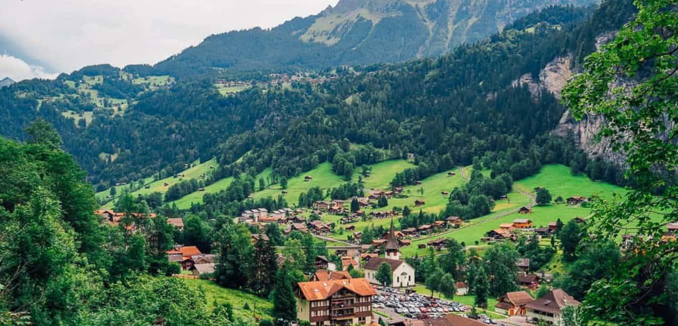 How To Get To Lauterbrunnen - Zurich to Lauterbrunnen