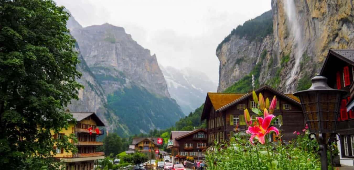 How To Get To Lauterbrunnen
