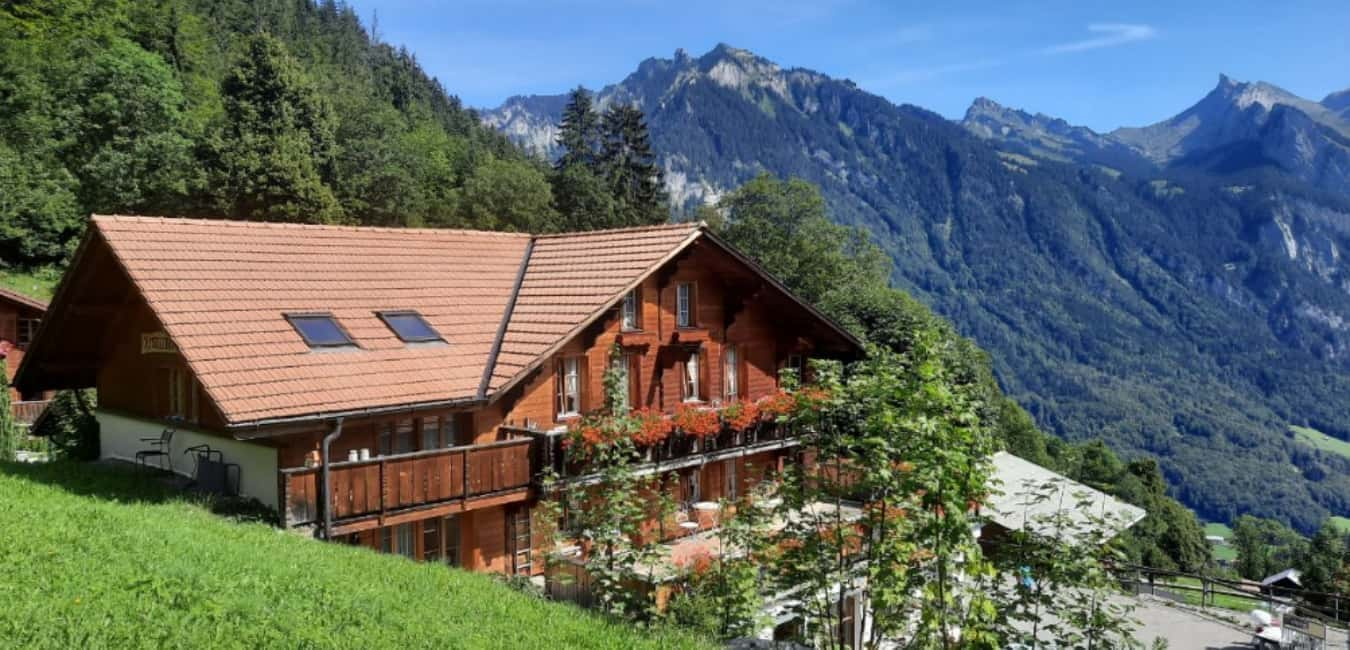 Things To Do In Lauterbrunnen - Discover the hamlet of Isenfluh
