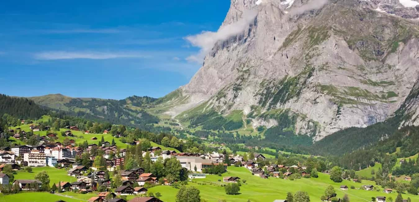 Things To Do In Lauterbrunnen - Explore The Town Of Grindelwald