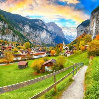 Things To Do In Lauterbrunnen - Hiking