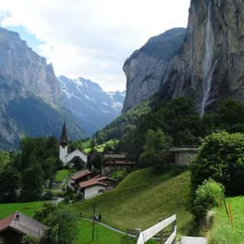 Things To Do In Lauterbrunnen in 2021 - Visit the nearby town Interlaken