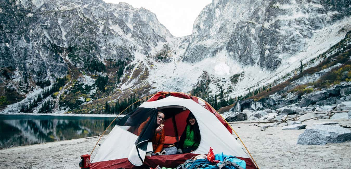 Where to Stay to Access Colchuck Lake